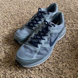 Nike Dual Fusion Run 3 Running Shoes Men's Sz 14